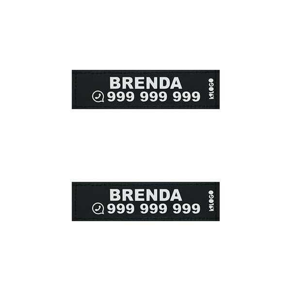 logos personalizados para arneses julius k9