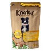 comida natural para perros knatur de pollo