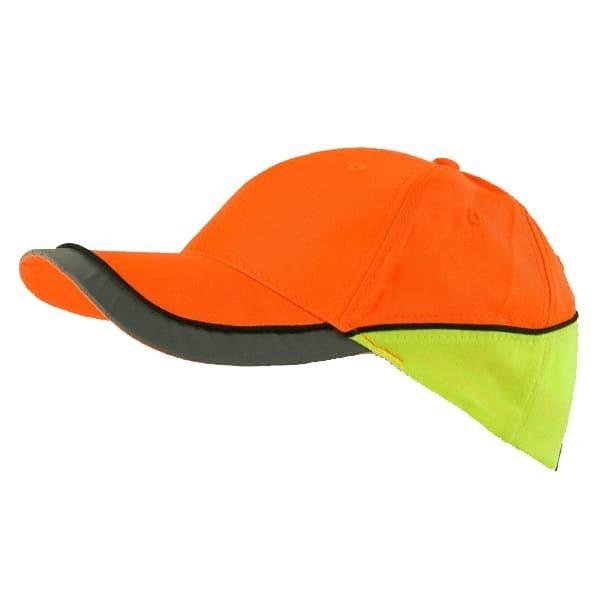 gorra de beisbol reflectante