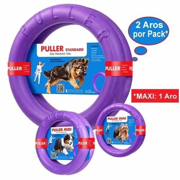 Puller jugueta para perros